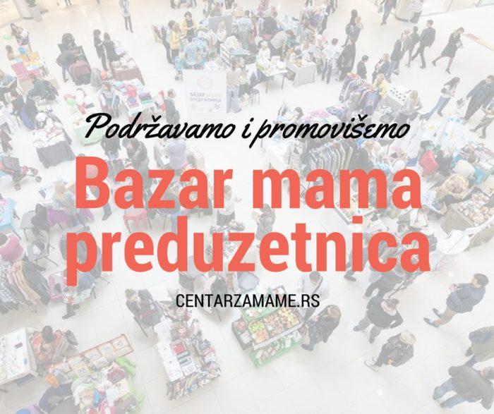 Bazar mama preduzetnica Centar za mame
