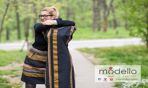 """ALT: """"jelena marjanovic modello fashion"""""""