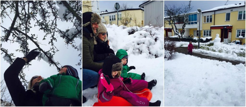 ALT: Biti mama negde drugde - u Švedskoj