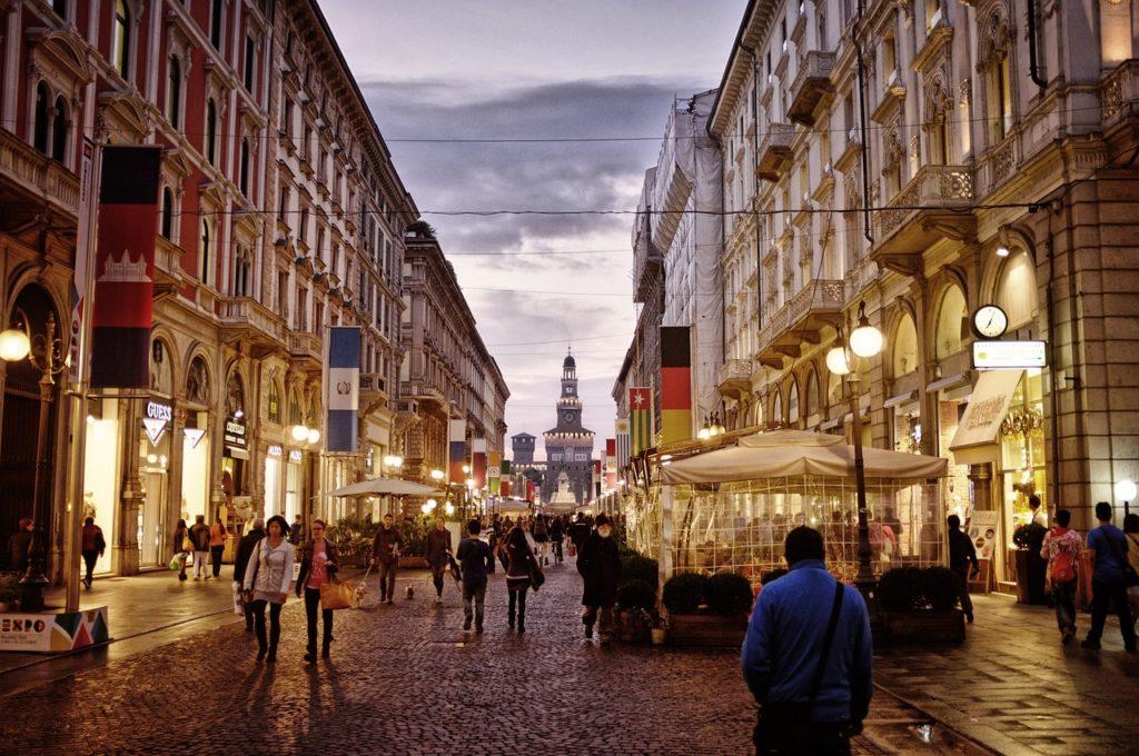 Biti mama negde drugde - u Italiji