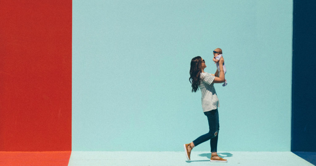 Majčinstvo - spoznaja nove sebe