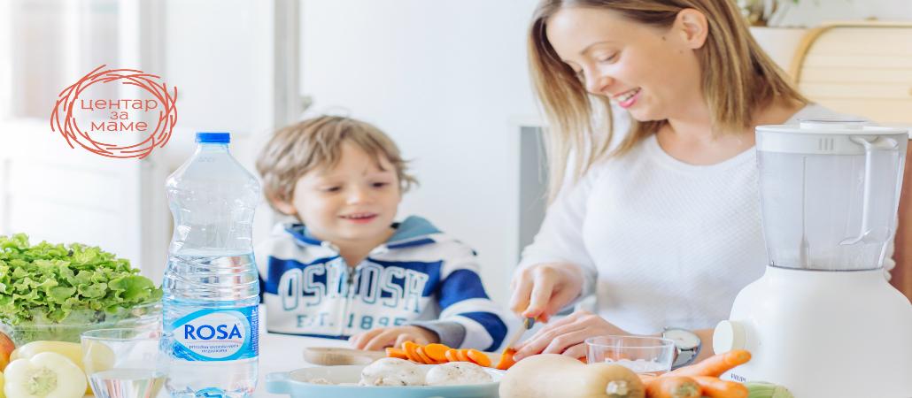 Pravilna ishrana i hidracija beba i dece predškolskog uzrasta