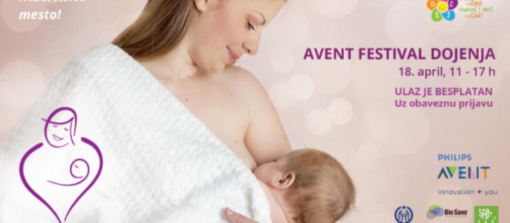 Centar za mame na Festivalu dojenja