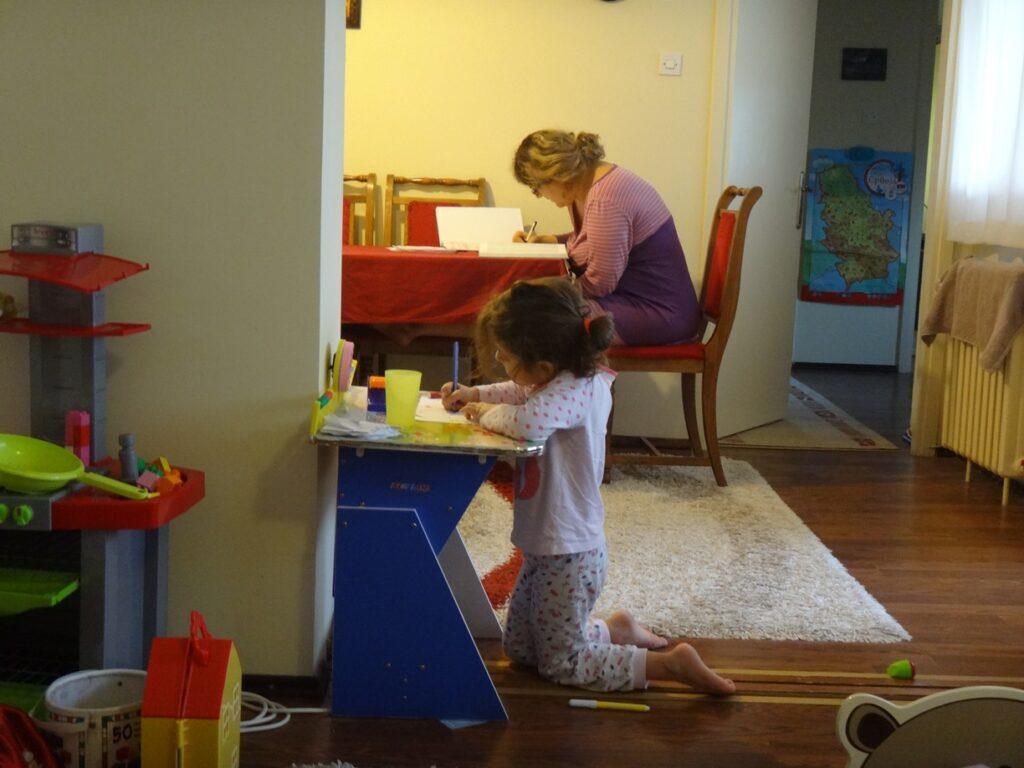 Biti mama i studirati