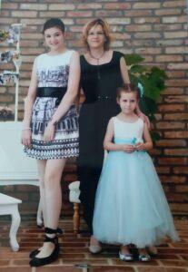 mama sa ćerkama