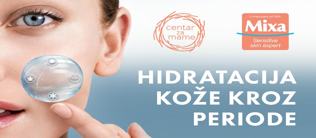Vebinar: Hidratacija kože kroz periode