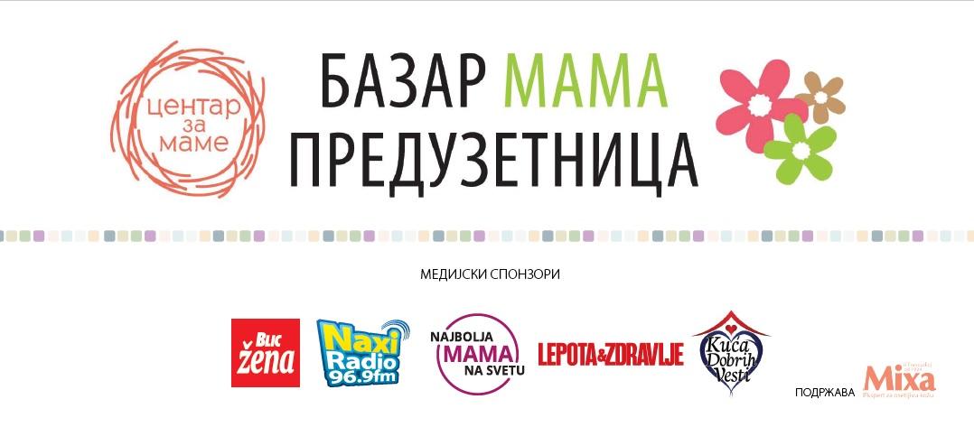Bazar mama preduzetnica ovog vikenda u TC Delta City