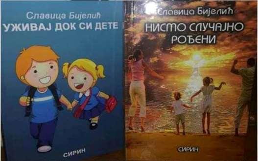 Knjige Slavice Bijelić