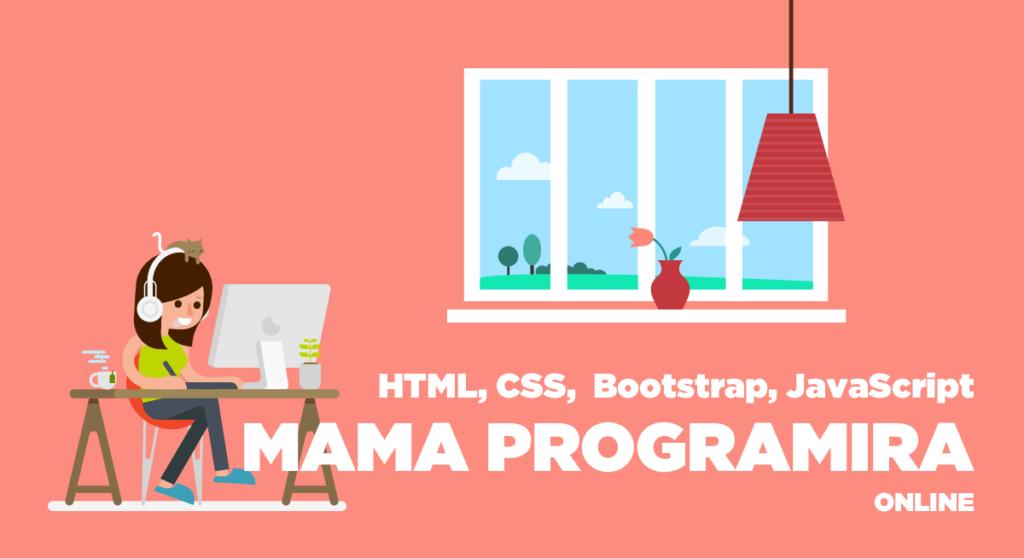 Mama programira IT Mama