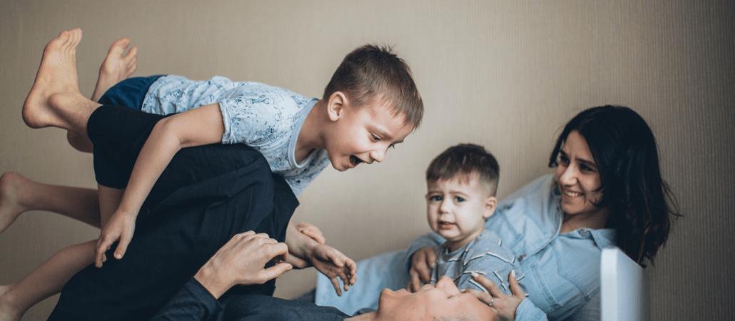 Zakon o finansijskoj propasti porodice sa decom